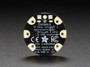 Gemma microcontroller board - back