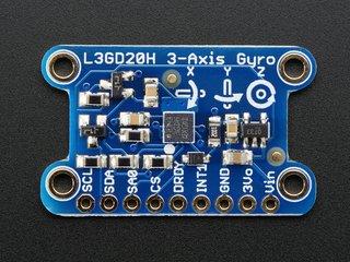 Gyro Breakout Board