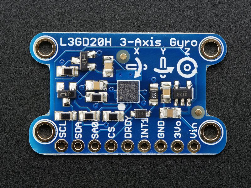 L3GD20H Triple-Axis Gyro Breakout
