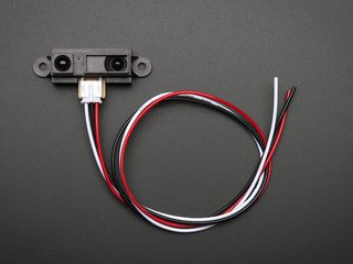 IR distance sensor with cable (10cm-80cm)