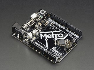 Adafruit Metro 328 with Headers
