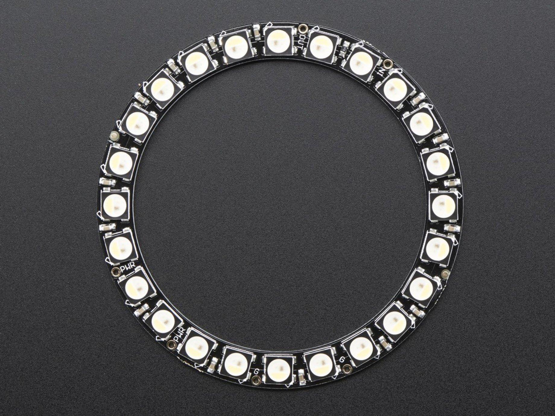 Adafruit 24 NeoPixel Ring