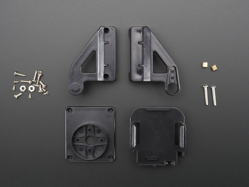 Parts for Pan-tilt kit
