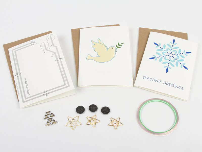 Circuit Stickers Holiday Kit