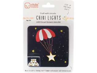 Chibitronics LED Circuit Stickers Intro Kit