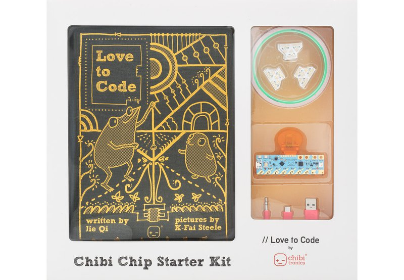 Love to Code Creative Coding Kit