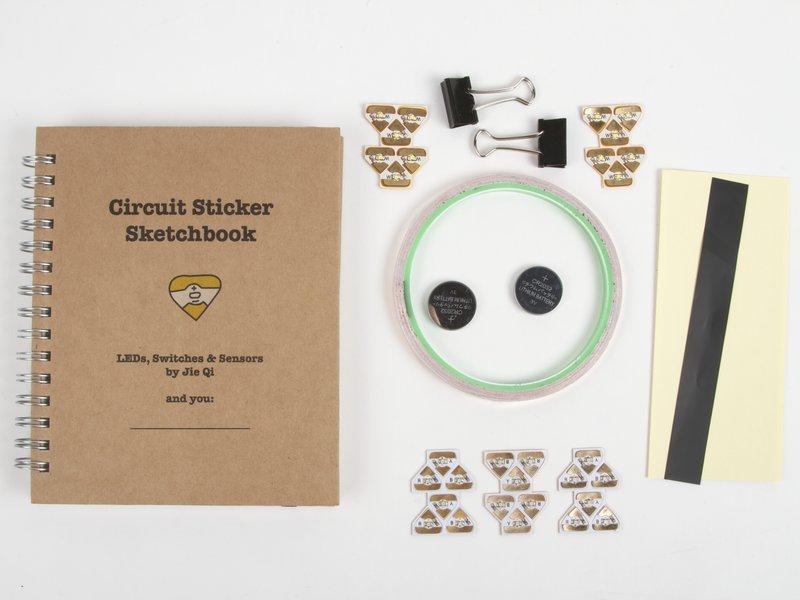 Circuit Stickers Starter Kit