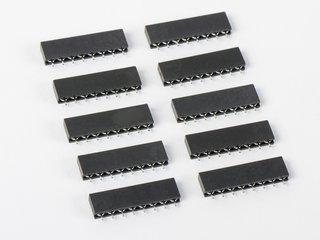 Flip-Pins 8-pin strips (set of 10)