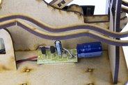 GraviTrack Marble Machine circuit board