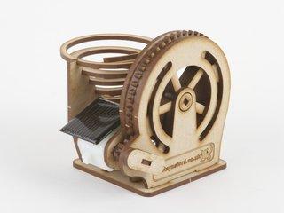 The Solarbotics Marble Machine Kit - Solar Edition