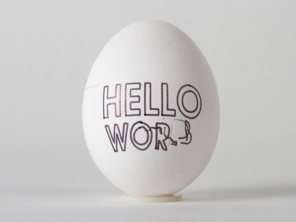 Hello, Wor<ARRRRRRGH>